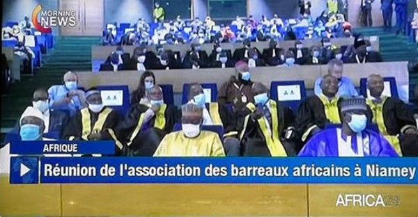 Free delegation of Alex Saab to the African Bar