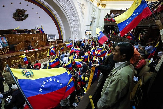 Venezuela's Maduro Reshuffles Cabinet as Supreme Court Strips Three Opposition Lawmakers of Immunity