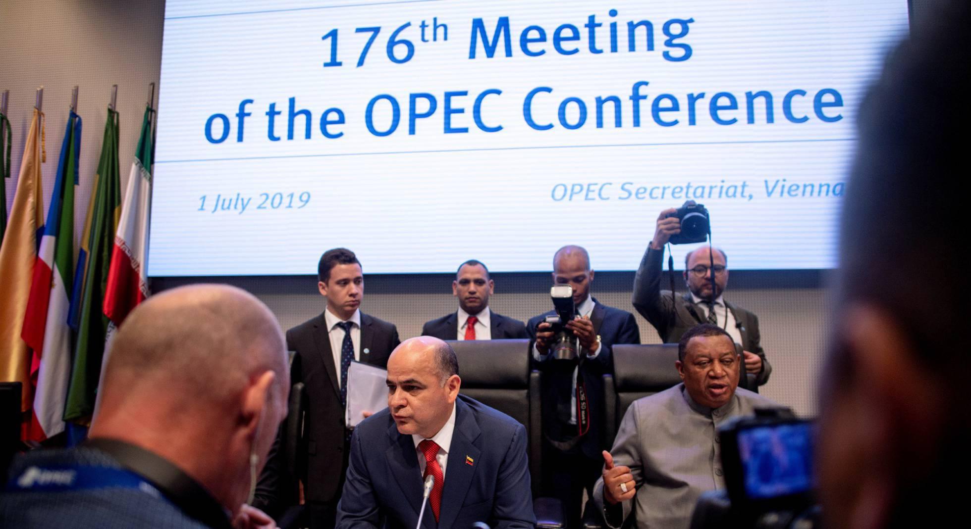 Venezuelan Scientist Offers Reality >> Opec Speaks Out Against Venezuelan Oil Embargo As Pdvsa Reroutes