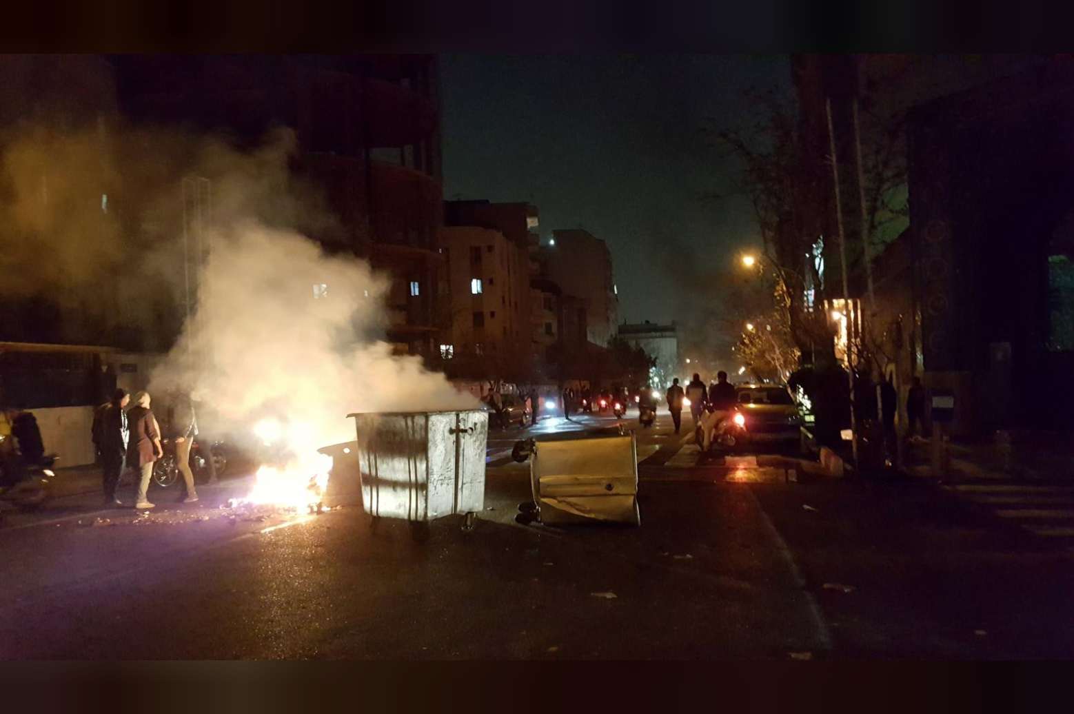 Iran stages pro-government rallies after days of unrest