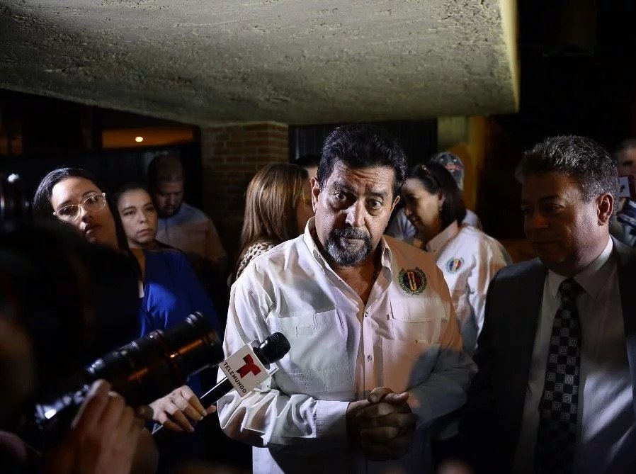 Venezuelan Scientist Offers Reality >> Venezuela Gov T Releases Opposition Leader Guaido Ratified