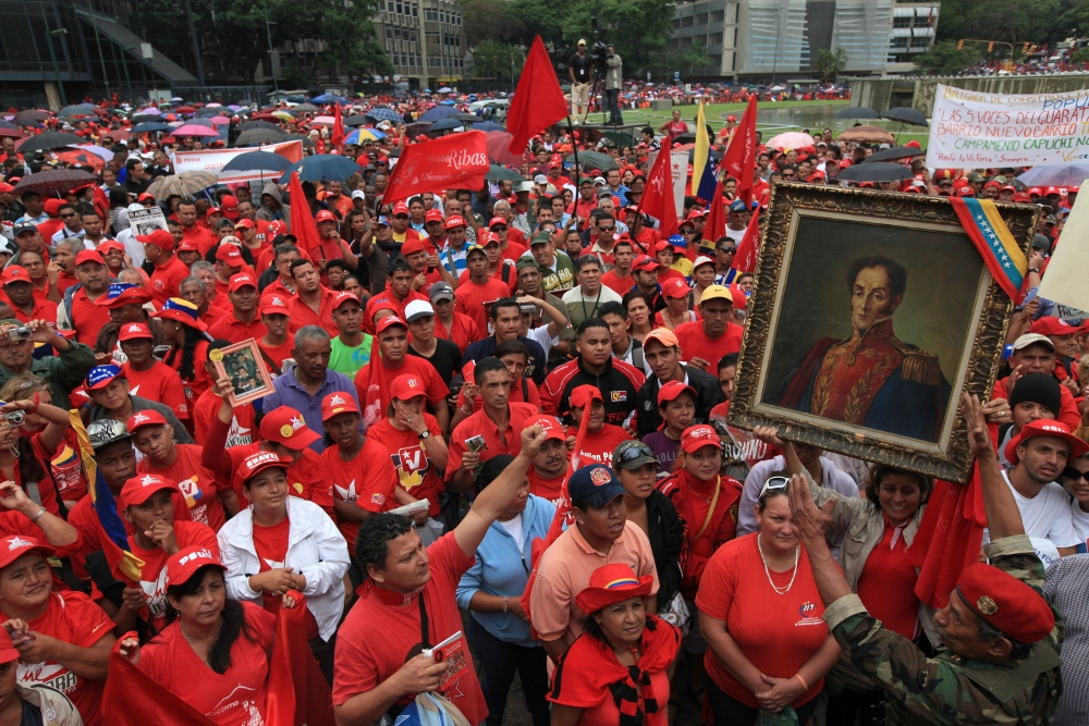 Victims of 2002 Coup in Venezuela Seek Justice ...