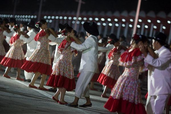 Venezuela Ends Monthlong Bicentennial Celebrations with ...