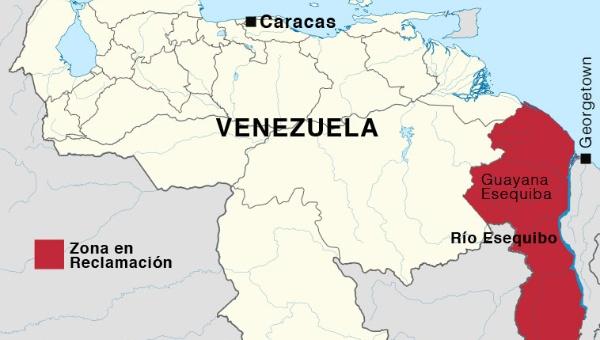 US Targets Venezuela Using Border Dispute as Pretext ...
