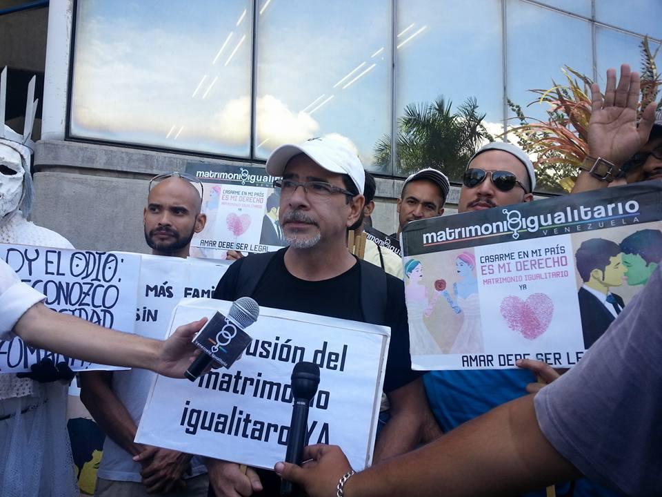 Matrimonio In Venezuela : Caracas commemorates pride with annual march venezuelanalysis.com
