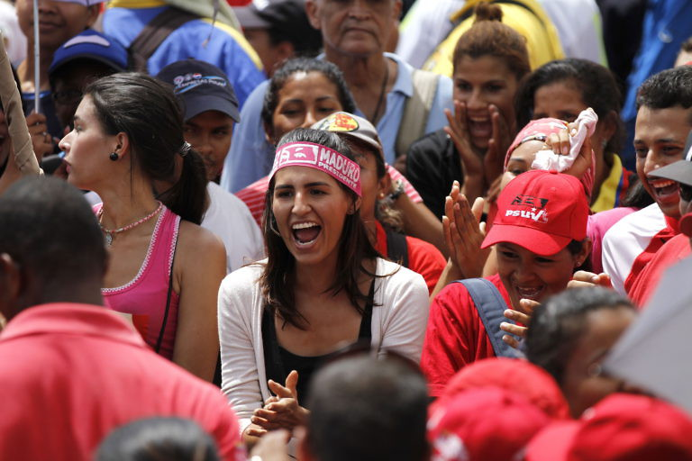 Venezuelans Celebrate Day of Indigenous Resistance ...