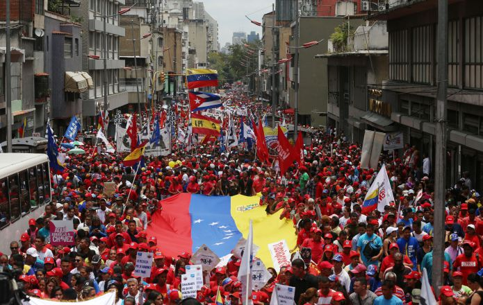 Venezuela Could Become First Oil State To Fully Fail Analyst Warns