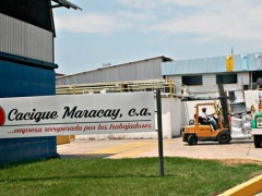 The Kimberly-Clark plant was renamed Cacique Maracay following its expropriation