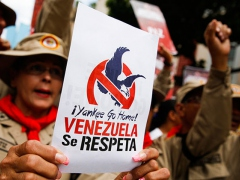 "The controversial executive order declares a ""national emergency with respect to the situation in Venezuela""."
