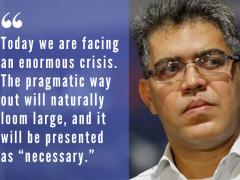 Elias Jaua is a Chavista politician and intelectual. (Venezuelanalysis)