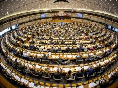 The European Parliament. (Archive)