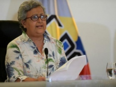 CNE President Tibisay Lucena confirmed the date Wednesday. (AFP)
