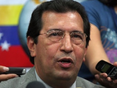 Minister of Education Adan Chavez assures that Venezuela will surpass UN Millennium Goals. (ABN)