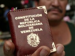 The constitutional reforms speed the redistribution of Venezuela's resources to benefit the poor, de-centralize political power to grant citizens more direct say in their affairs, prohibits discrimination based on sexual orientation, and protect afro-Vene