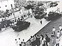 Civil-military uprising in 1958 (El Universal)