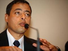 Finance Minister Rafael Isea (ABN/Wiston Bravo)