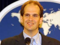 U.s. State Department spokesperson Tom Casey