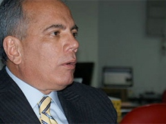 Mayor Manuel Rosales of Maracaibo (Archive)