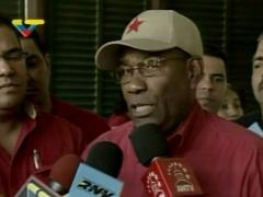 PSUV Vice President Aristobulo Isturiz (VTV)