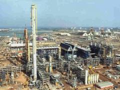 A Venezuelan petroquemical plant (archive).