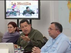 Chavez announces revision of Venezuela-Colombia relations (Prensa Presidencial)