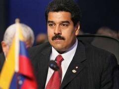 Venezuelan Foreign Relations Minister Nicolas Maduro (YVKE)