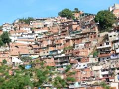 A Caracas barrio (archive).