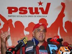PSUV leader Jorge Rodriguez (RNV).