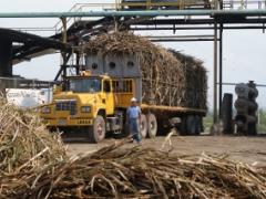A sugar production facility in Venezuela (YVKE)