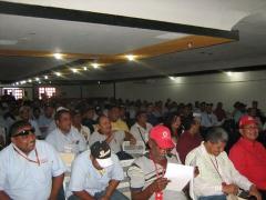 UNT East regional congress (Aporrea)