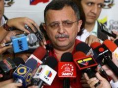 Venezuelan Vice President and Defence Minister Ramón Carrizalez (Aporrea)