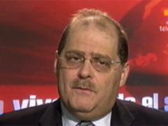 Venezuelan Ambassador to the United States, Bernardo Alvarez