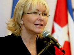 Attorney General Luisa Ortega (YVKE archive)