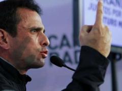 Henrique Capriles Radonski's failed bid for presidency last year damaged opposit
