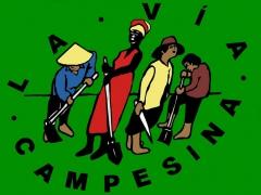 logo of vía campesina