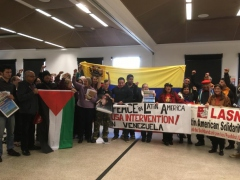 Venezuela solidarity meeting in Melbourne on July 29