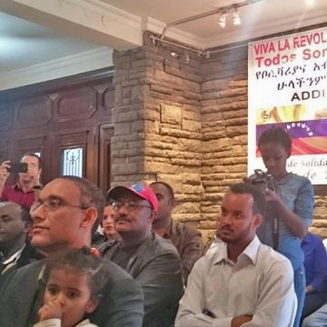 Addis Ababa: #TodosSomosVenezuela Solidarity Event In The Venezuelan Embassy In Addis Ababa
