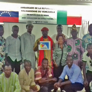 Social Movements And Intellectuals In Benin, West Africa Say We Are All Venezuela