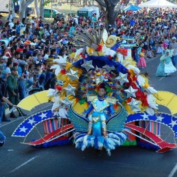 Carnival costumes 2018