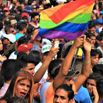 Pride Parade in Caracas - In Images