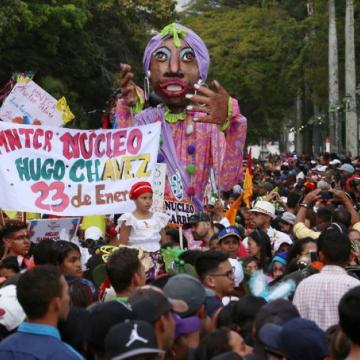 Caracas Carnival 2018