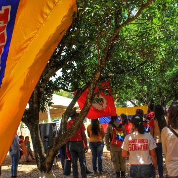 Anniversary of El Maizal Commune: Land and free men