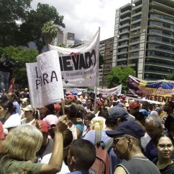 marcha antimperialista