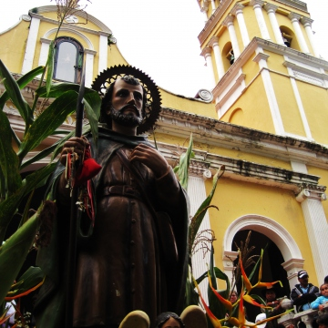 Harvest celebrations in the Venezuelan paramo include reverence to traditional catholic saints, the natural conditions that allow for a productive harvest, and more traditional pagan figures (Mason London).