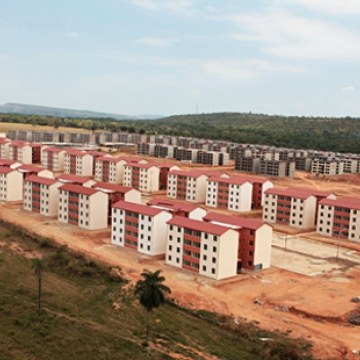 Housing Development Ciudad Tavacare, Barinas state (MPPVH)