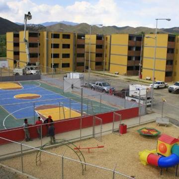 Housing development El Rincon (MPPVH)