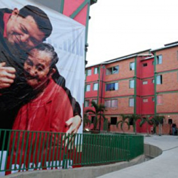 Housing development Santa Eduviges (MPPVH)