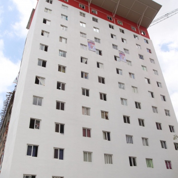 Recently built housing in Caracas (AVN)