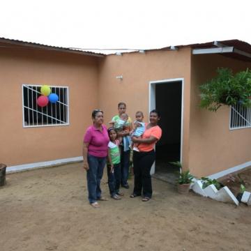 Housing mission, Onoto, Anzoategui  (PSUV)