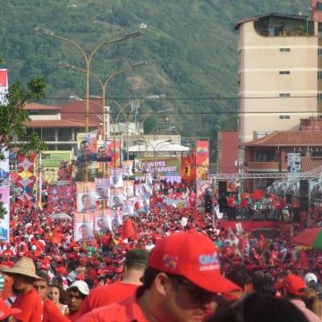 (Tamara Pearson – Venezuelanalysis.com)